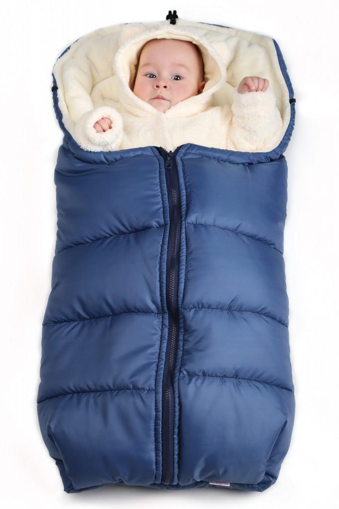 Zimní fusák New Baby Fluffy